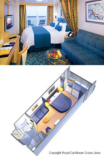 Superior Balcony Staterooms